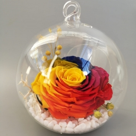 Stabilized Roses