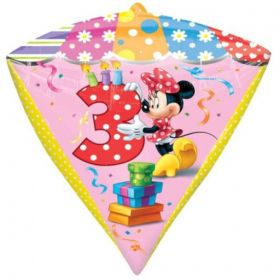 Balons ``Minnie mouse 3``