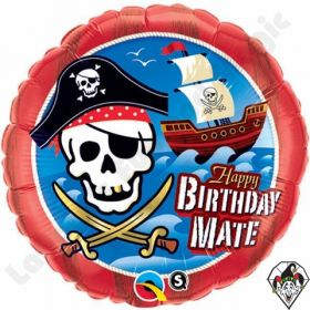 Balons ``Pirate ship``